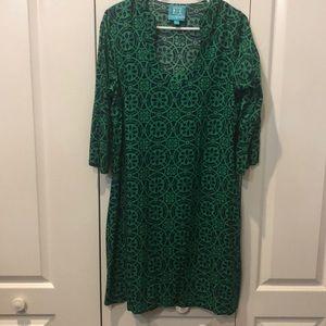 escapada tunic dress